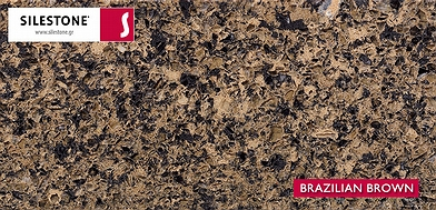 Silestone Brazilian Brown